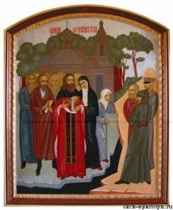пленение мучеников в вятке